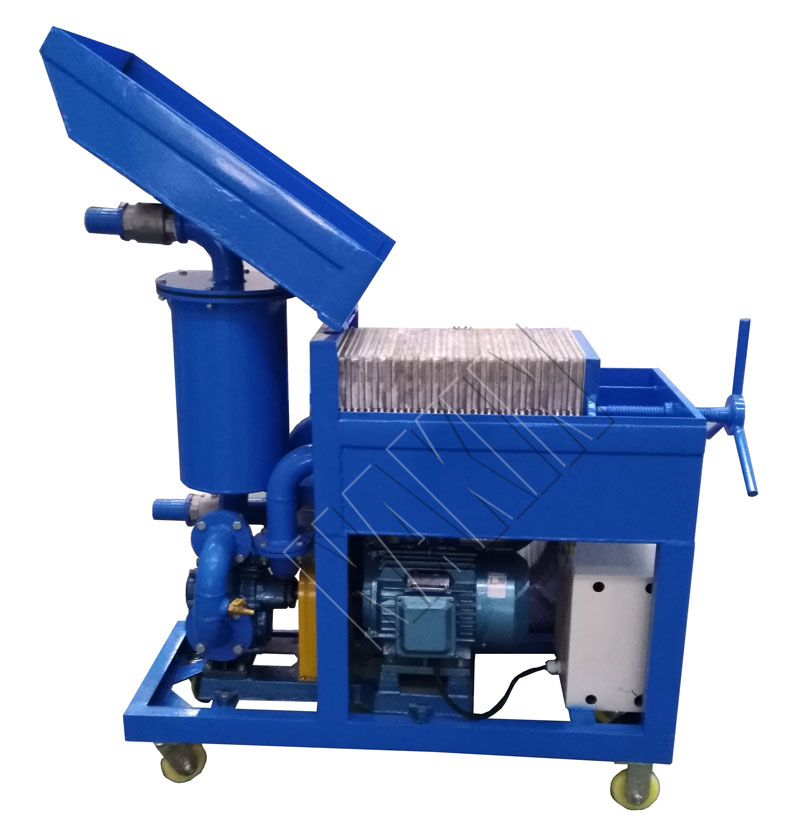 LY Plate-Press Oil Purifier