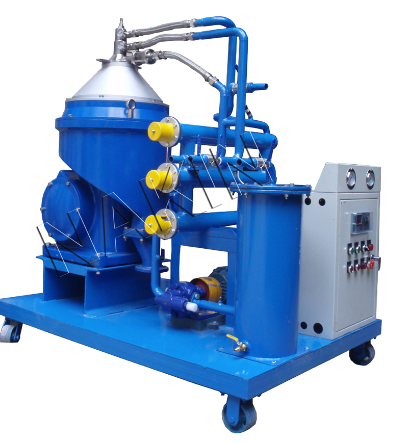 CXJ Disc-Centrifugal Oil Purifier