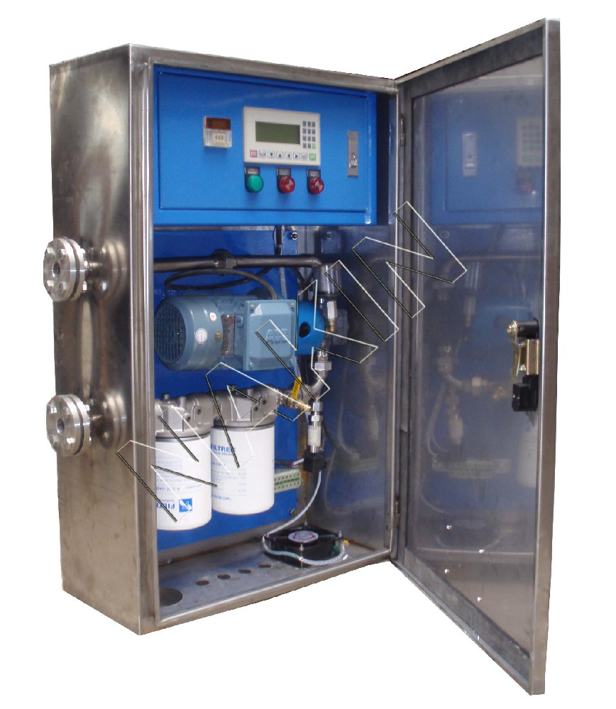 ZYS On-Load Tap Changer Oil Purifier