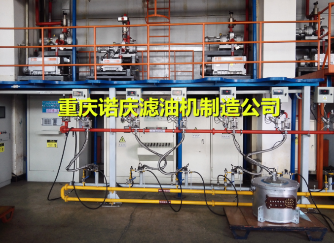 European Arteche DYH Electric Co. Ltd orders vacuum transformer oil purifier