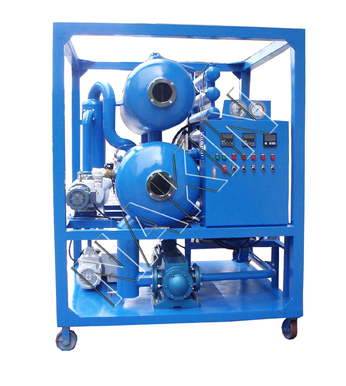 ZJA UHV Insulating Oil Purifier